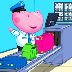 Airport Professions Fascinating games  1.6.2