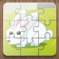 Animal Puzzle Games for Kids  3.40