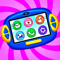 Babyphone & tablet – baby learning games, drawing  2.4.3