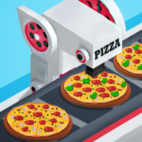 Cake Pizza Factory Tycoon: Kitchen Cooking Game 3.8