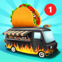 Cooking Games: Food Truck Chef My Cafe Restaurant  8.12