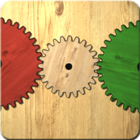 Gears logic puzzles  199