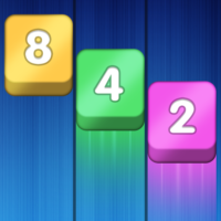 Number Tiles Merge Puzzle  1.0.8