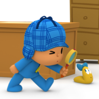 Pocoyo and the Mystery of the Hidden Objects  1.40