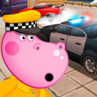 Professions for kids: Driver 3D  1.2.7