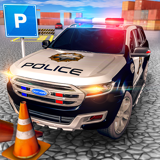 Advance Police Parking- New Games 2021 : Car games 1.4.4