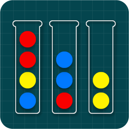 Ball Sort Puzzle Color Sorting Games  1.6.1