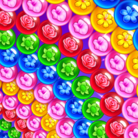 Bubble Shooter – Flower Games  4.6