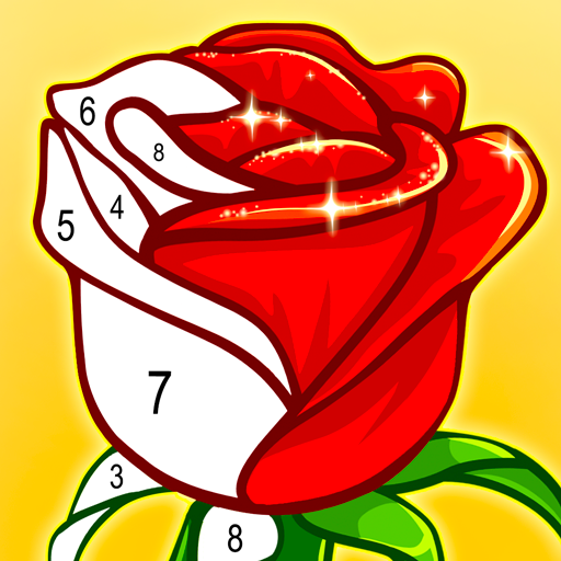 ColorPlanet® Paint by Number, Free Puzzle Games  1.1.15