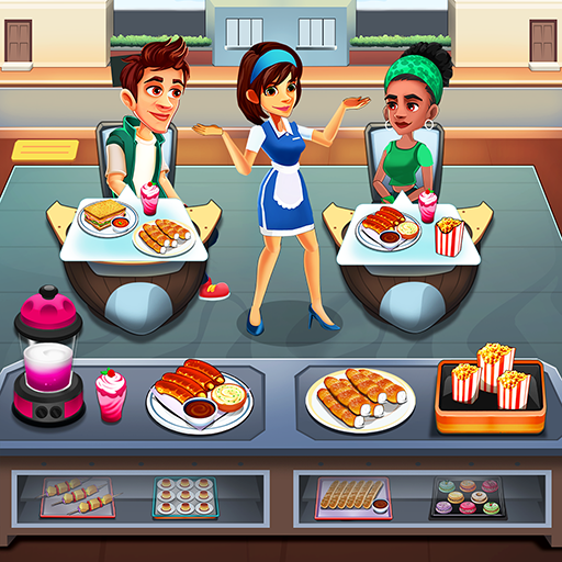 Cooking Cafe Food Chef  7.7