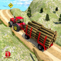 Drive Tractor trolley Offroad Cargo- Free 3D Games  2.0.60