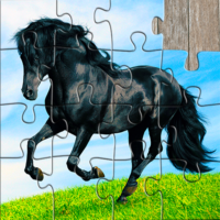 Horse Jigsaw Puzzles Game – For Kids & Adults 🐴 27.0