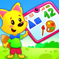 Learn colors and shapes, 123 numbers for kids!  3.3.15