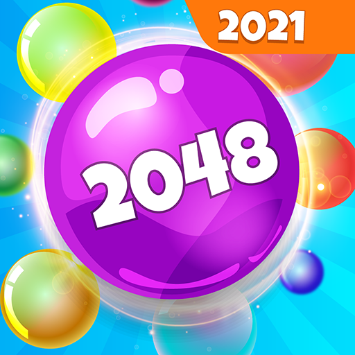 Roll Merge 3D – 2048 Puzzle  1.07