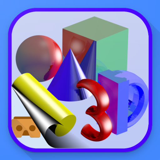 Simple 3D Shapes Object Games 2021: Geometry shape 1.24