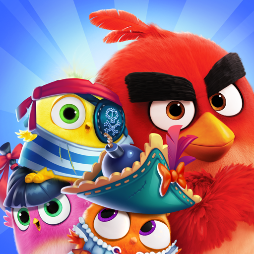 Angry Birds Match 3  5.4.0