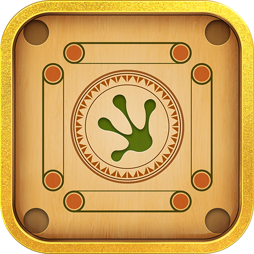 Carrom Gold Multiplayer Friends Board Games King  2.37