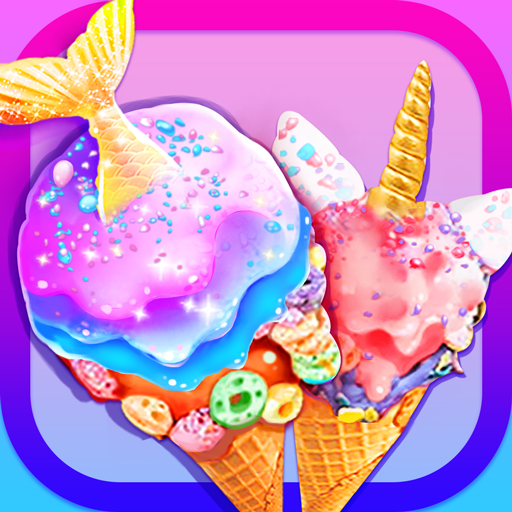 Cooking Games – Unicorn Chef Mermaid for Girls  3.3