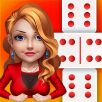 Dominoes Offline:Classical Block Draw All Fives  1.1.1