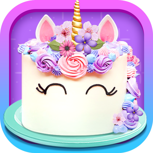 Girl Games: Unicorn Cooking Games for Girls Kids  6.7