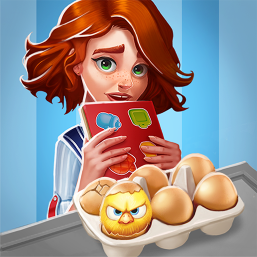 Grand Cafe Story-New Puzzle Match-3 Game 2021  2.0.28