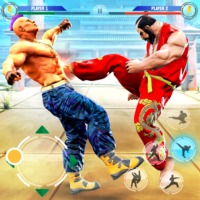 Gym Fighting Trainer: Boxing Karate Fighting Games  1.2