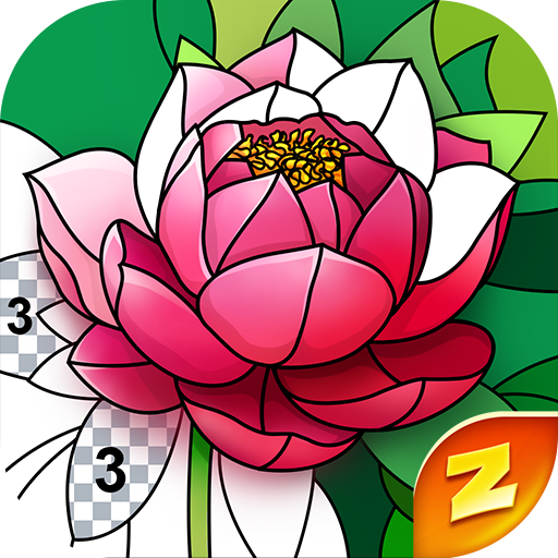 Magic Color by Number: Free Coloring game 1.6.6