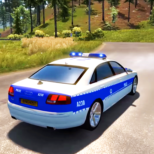New Police Car Driving 2020 : Car Parking Games 3D 0.1