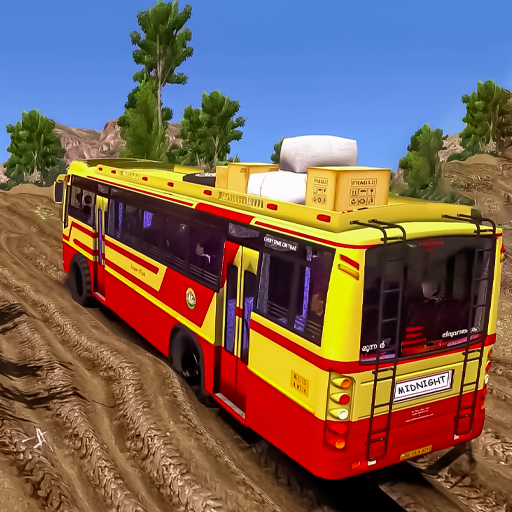 Offroad Coach Simulator : Offroad Bus Games 2021  3