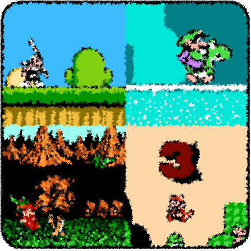 Super City Mario 8 in 1 Game Collections 2.0.7