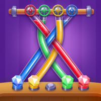 Tangle Fun 3D Can you untie all knots  2.5.1