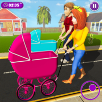 Virtual Mother New Baby Twins Family Simulator 2.2.0