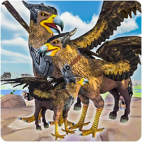Wild Griffin Family Flying Eagle Simulator  2.0