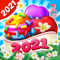 Candy House Fever 2021 free match game  1.3.3
