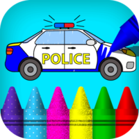 Car coloring : kids doodle drawing games for kids  1.3.4