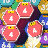 Cat Cell Connect – Merge Number Hexa Blocks 1.3.1