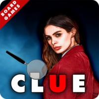 Clue Detective mystery murder criminal board game  2.6