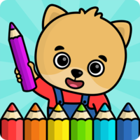 Coloring book for kids 1.108