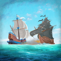 Elly and the Ruby Atlas – FREE Pirate Games  2.53