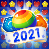 Gummy Candy Blast – Free Match 3 Puzzle Game 1.4.8