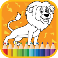 Kids Coloring Book : Cute Animals Coloring Pages  1.0.1.7