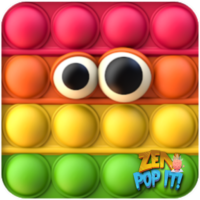 Pop It Antistress Relaxing Game  1.2.4