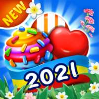 Sweet Candy Mania Free Match 3 Puzzle Game  1.5.9