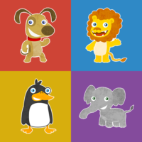 Animals memory game for kids  2.8.0