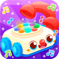 Baby Carphone Toy games for kids  4.3