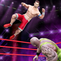 Cage Wrestling Games: Ring Fighting Champions  1.1.9
