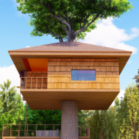 Can you escape Tree House  1.3.8