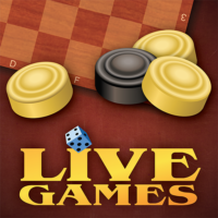Checkers LiveGames free online game  4.03
