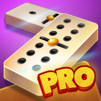 Dominoes Pro   Play Offline or Online With Friends  8.20