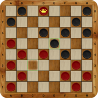 English Checkers Online  11.8.0